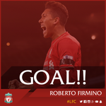 59: Firmino puts #LFC ahead as he heads home Milners deep cross at the back post! (1-0) https://t.co/MOaQDGKMIj