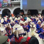 Never seen anything quite like Ororu carnival.  Every group and dance is part of Bolivias history https://t.co/2IslAhBBEG