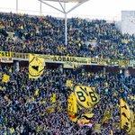 Leicester : 7000 fans à City Dortmund : 10 000 fans à Berlin France : ⛔de déplacement à outrance. Vivement lEuro... https://t.co/AyzcuGsIeY