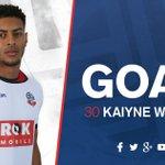 GOOOOOOOAAAAAALLLLL! @kaiyneewoolery has his first #BWFC goal to put Wanderers ahead! (90) 2-1 #BOLvROT https://t.co/h24StfYddp