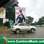 Its not an ALBUM LAUNCH, Its just @MizzBombshells Billboard for her upcoming new video. This is what we call LEVELS https://t.co/h70AOs85uq