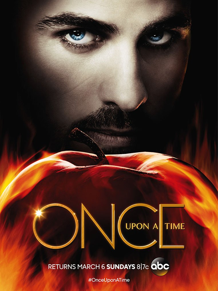 One Month, dearies. #OnceUponATime https://t.co/MNGfUoovOn