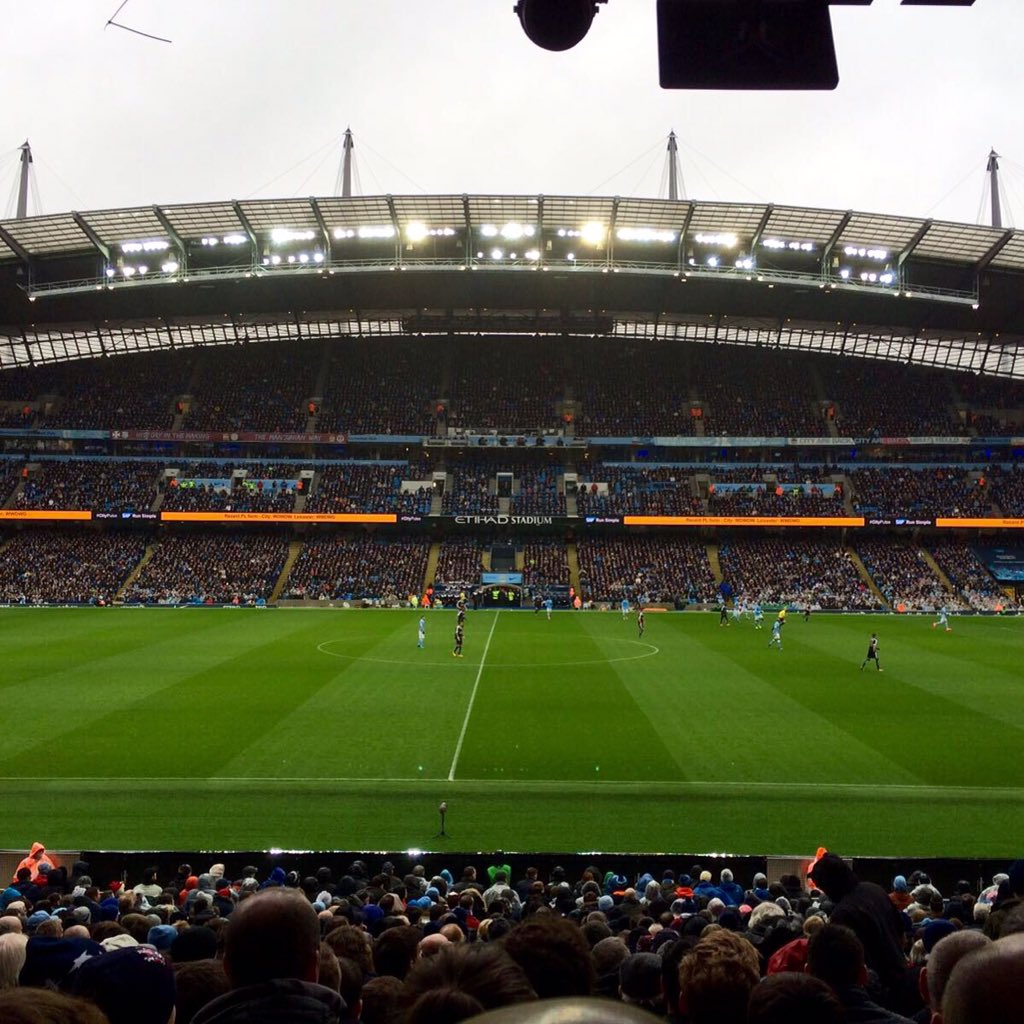 Today's view #MCILEI #ViolaFC https://t.co/WFgby5VtT7