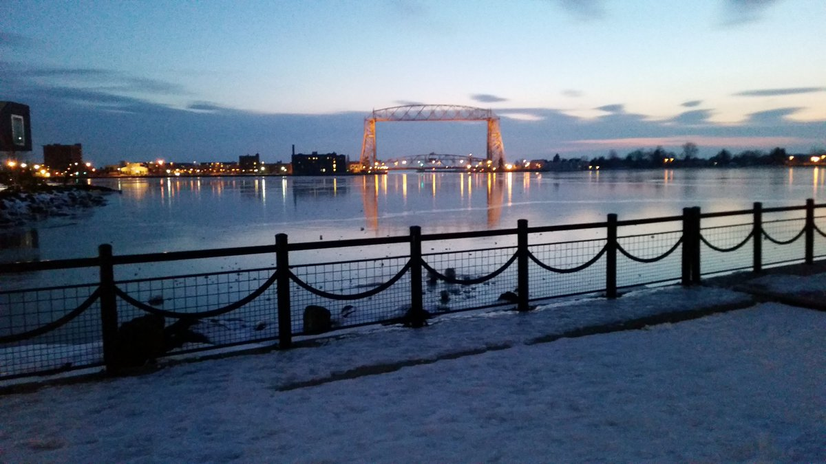 Good Morning from Duluth #HDM2016 https://t.co/wNqnE9G4rp