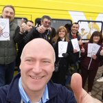 Thank you to everyone @DundeeSNP who helped with campaigning today in Lochee and Dryburgh #BothVotesSNP @ChrisLawSNP https://t.co/LSBknM4EE1