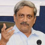 #DefenseMinister @manoharparrikar clarifies, no interference from @PMOIndia as far as defence projects are concerned https://t.co/YLdGa8PWKM