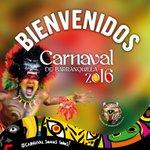 ¡La fiesta más alegre de Colombia ha llegado! ¡Bienvenidos al Carnaval de Barranquilla! #CarnavalSomosTodos https://t.co/6UA8pHb171