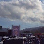 Cruce de Vicente Noble. Encendido. Alegres. En la calle, miles esperan a Danilo.#AhoraPorMás #DANILOvueltaAlLago https://t.co/Bp4Z21839M
