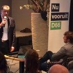 Nieuwe beoogd gedeputeerde stelt zich voor aan Noord-Hollandse leden. @JackvanderHoek #d66nh #psnh https://t.co/nGjGvrDvKP
