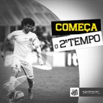 COMEÇA O 2º TEMPO @SantosFC vai vencendo por 1 x 0 ✊ #SantosFC #Paulistão #SANxITU https://t.co/J7BUwz5Epa