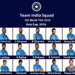 TEAM INDIA Best of luck SULTAN.. ki Tarha khelna.. World Cup Jaroor jitoge..???? Raees toh IPL me b ho jaoge..???? RT https://t.co/lFvlYdn28w
