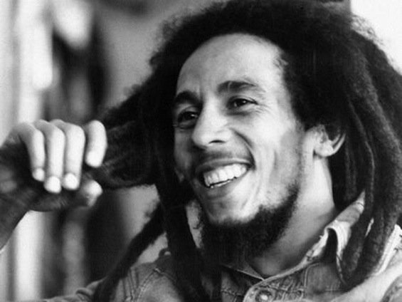 Happy 71st birthday to the late, great Bob Marley.  Here are 100 of his greatest songs: