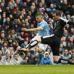 #LiveBolanet FT: Man City 1-3 Leicester (87 Aguero ; 360 Huth, 48 Mahrez)   Possessions: 63%-37%   Shots: 18-14 https://t.co/UvwqamBlOK