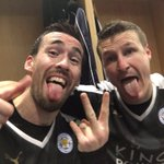 The Huth? You cant handle the Huth! #believe @LCFC @robert_huth ???? https://t.co/klKJ3ODktN