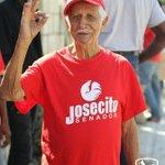 Miren quien se unió a mi recorrido de hoy desde temprano ¡Mi padre Sergio Cedeño! Todo un guerrero #spm #serie23 https://t.co/9JNKJ1hIkS