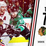 Its GAMEDAY! The #Blackhawks take on Central Division rival Stars tonight. Preview: https://t.co/apoIavniWt https://t.co/ETcxPTr0d6