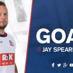 GOOOOAAAALLLL! Jay Spearing fires #BWFC into an early lead with his first goal of the season! (2) 1-0 #BOLvROT https://t.co/RveX3VMl0e