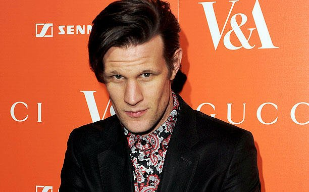 Matt Smith reveals Mr. Collins' secret crush on Mr. Darcy in @PPZmovie: