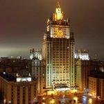 МИД РФ: Переговоры России и США по сокращению ядерного вооружения невозможны https://t.co/vnv2a42lmb https://t.co/nAklS0nXvi