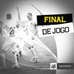 FIM DE PARTIDA   @SantosFC no finalzinho consegue marcar o gol de desempate e vence.  #SantosFC #Paulistão #SANxITU https://t.co/uyMqxPesBU