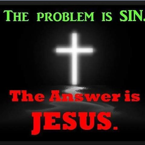 #Jesus is the Answer!!! https://t.co/2AugWCFL77