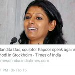 #RemoveLeftistMoles Mam @MinistryWCD what made U appoint rabid hater of PMModi @nanditadas as face of Beti campaign https://t.co/W4Mz6MHniY