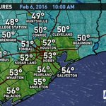 Here are your 10am, mid-morning temps around the #Houston region. #KHOU11 https://t.co/kzgvoHp8fz