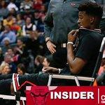 [ICYMI] Jimmy Butler suffered left knee sprain in #Bulls loss to Nuggets: https://t.co/dltcqfXVyl #BullsTalk https://t.co/NJVvSkj5Ch