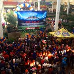 #Broncos pep rally underway at The Citadell Mall. Hundreds of people showing their Broncos pride! @FOX21News https://t.co/GsnFGzkmYG