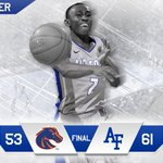 We are on a winning streak in Clune as we down the Broncos! #WeFlyTogether  Siples - 25 pts, 7 reb https://t.co/OLKItbTuhe