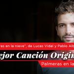 El ganador del #Goya2016 a la Mejor Canción Original es para @pabloalboran y @LucasVidalmusic. https://t.co/2Q81YkB84Y