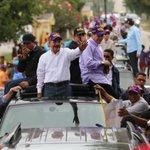 Ya está #EddyMateoSENADOR junto a #DaniloVueltaAlLago. ¡Llegamos a Barahona! https://t.co/ECQ0rZUpob