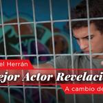 El #Goya2016 al Mejor Actor Revelación es para Miguel Herrán, por @ACambioDeNada. https://t.co/gXlwt5muD0