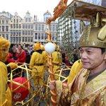 PHOTOS| Le nouvel an chinois parade dans Bruxelles sous le signe du singe https://t.co/nBPzwTQI9u https://t.co/UG1jiXuoiu