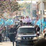 #RecorridoDaniloEnElSur2016 #RecorridoDaniloEnElSur2016 Danilo Medina en caravana por el Sur profuno https://t.co/Vmhr0LNAoW