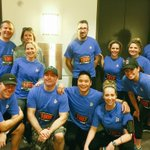Hunched over, still smiling. #FOX25 team #FightForAirClimb @LungAssociation #Boston https://t.co/CuUiU2bFF4
