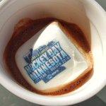 Cheers! Were drinking hot cocoa to celebrate #HDM2016 from sunny #SanDiego! ☀️????☕️ Watch ???? on @fsnorth via #FSGO. https://t.co/ZPD7SpCOG1