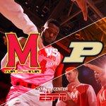 B1G Game Day. ❤️🐢🏀   No. 4 Maryland vs. No. 18 Purdue - 4 p.m.  #FearTheTurtle #WeWill https://t.co/9YOeflwlmU