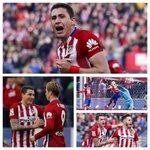 Espectacular remontada !! 💪🏻 Feliz por ayudar con un gol y felicitaciones a @Torres por llegar a 💯 goles 😀 https://t.co/RvSVQdzw82