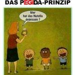 """""""Deutschland ist verrückt geworden!"""" O-Ton #Pegida. Ach? https://t.co/kCFTsqJGQG"""