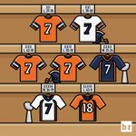 It's clear why the Broncos won't be wearing their orange jerseys on Sunday (via @nbaayy) https://t.co/2ssn67wvR4