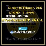 Happy Sunday guys! All-day Twitter Party for Meng! ???? @mainedcm #VoteMaineFPP #KCA Cause she deserves it. ???? https://t.co/Vphnbvdjhj