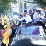 . @DaniloMedina recorre el Sur profundo en inicio de su campaña electoral. https://t.co/ycsWnquCCB https://t.co/kU5mW830LA