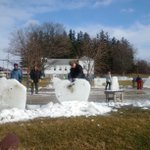 Have you checkedout #PolarFest in @SelwynTownship #IcePeople carvers in #Ennismore! https://t.co/kVWikgphmk