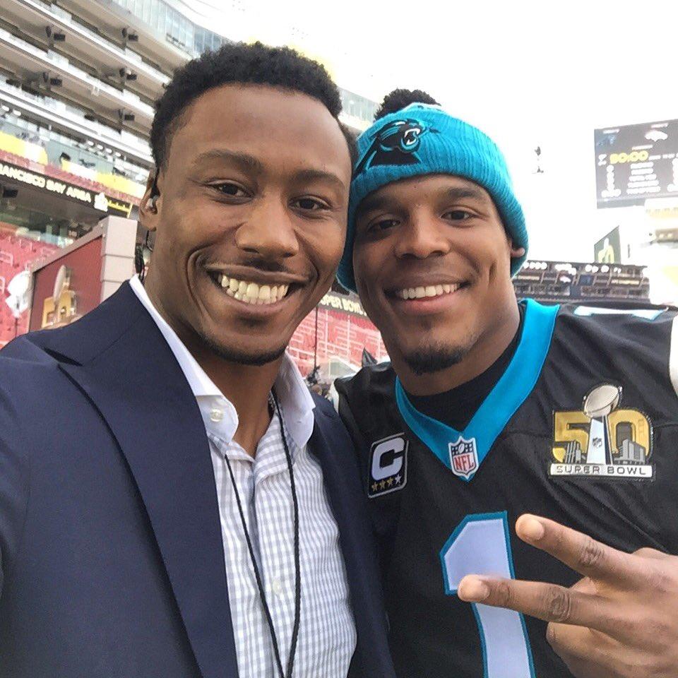 Why y'alls heads touching LOL RT @BMarshall: MVP!!! https://t.co/DV9fSQ7oVn