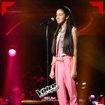 """حتى الاغنية التي اختارتها هايا هي لنانسي """" اعمل عاقلة """" هل سيلتف أحد من كاظم أو تامر لها ؟ #MBCTheVoiceKids https://t.co/fO2ij36auG"""