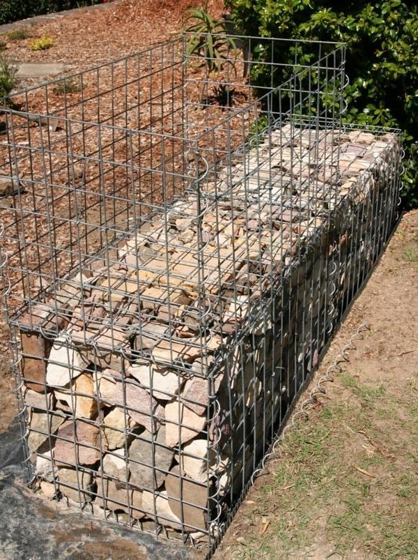"""""""@vyepesp: """"""""""""Enjaulando piedras construimos un muro... https://t.co/TxY3FGBjy5"""""""""""""""""""