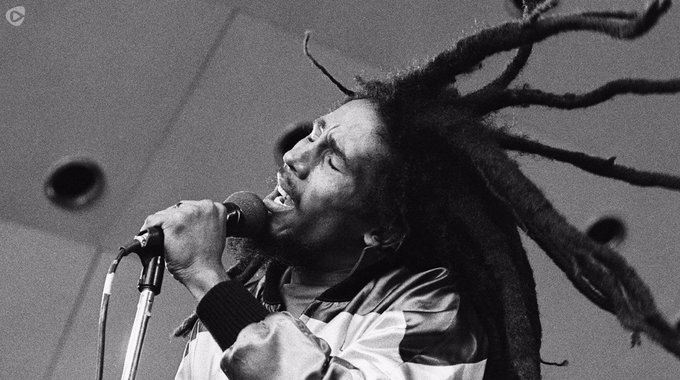 Happy birthday to the of reggae, Experience his legend here