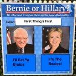 hi @NICKIMINAJ i hear @BernieSanders is a big fan, would u support bernies campaign? #FeelTheBern ps hill luvs iggy https://t.co/DU82Iii4xk