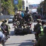 Desconocidos queman un destacamento policial en el oeste de Haití https://t.co/GxzPCWNxZf https://t.co/9SeRejMlIa